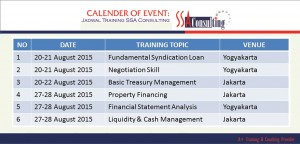 Calender-Of-Event-SSA